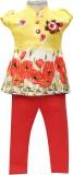 Golden Girl Girls Casual Dress Capri (Or...