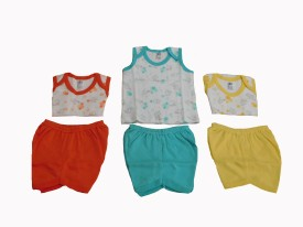 Zero Boys & Girls Casual Bodysuit Bodysuit(Multicolor)