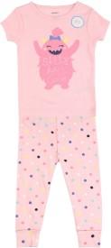 Carter's Girls Casual Top Pyjama(Blue)