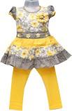 Golden Girl Girls Casual Dress Capri (Ye...