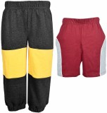 Gkidz Boys Casual Track Pants Shorts (Mu...