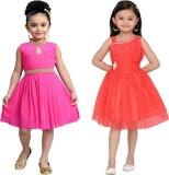 Aarika Girls Party (Festive) Dress Dress...