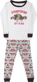 Carter's Boys Casual Top Pyjama(Multicolor)