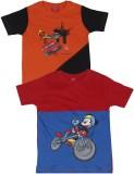 Cherish Boys Casual T-shirt (Orange)