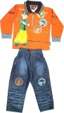 Mankoose Boys Casual T-shirt Jeans (Mult...