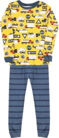 Carter's Boys Casual T-shirt Pyjama(Dark Blue)
