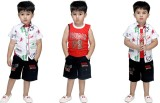 Bad Boys Boys Casual Shirt Shorts (Multi...