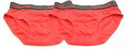 GenX Brief For Boys(Red Pack of 10)