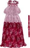 Yashasvi Baby Girl's Midi/Knee Length Pa...