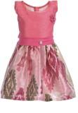 RoopRahasya Girl's Midi/Knee Length Part...