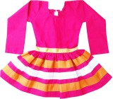 Anush Collections Baby Girl's Midi/Knee ...