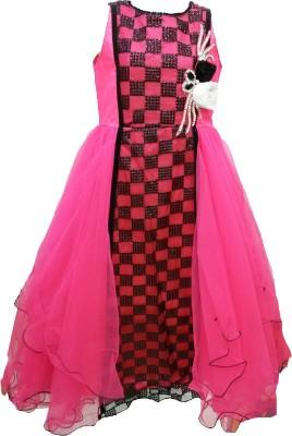 Pogo Gown Dress For Girls