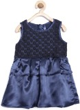 Yk Baby Girl's Midi/Knee Length Party (D...
