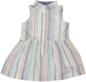 Carter's Baby Girl's Casual(Multicolor, Sleeveless)