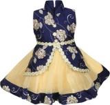 MKB Baby Girl's Maxi/Full Length Casual ...