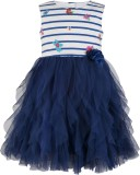 Toy Balloon Kids Girl's Midi/Knee Length...