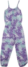 The Children's Place For Girls Casual Printed Polyester(White)