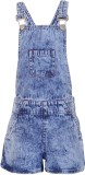 Naughty Ninos Dungaree For Girls Casual ...