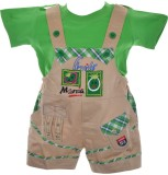 Xtrem Romper For Boys Casual Embroidered...