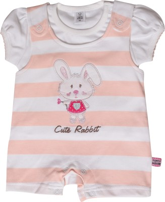 Toffy House Romper For Baby Boys & Baby Girls