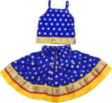 Magnus Girls Top and Skirt Set (Blue Pac...