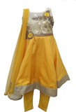 Pogo Girls Kurta, Churidar & Dupatta Set...