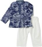 Little Pocket Store Boys Kurta and Pyjam...