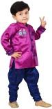 FTC Bazar Boys Kurta and Pyjama Set (Pur...