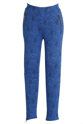 Bottoms More Jegging For Girls(Blue, Pack of 1)