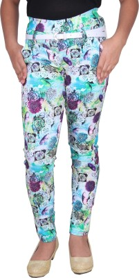 LGC Jegging For Girls(Multicolor, Pack of 1)