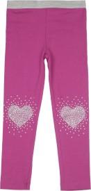 Carter's Legging For Girls(Pink Pack of 1)