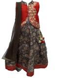 Pogo Girls Lehenga Choli Fusion Wear, Et...