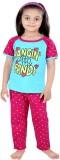 Punkster Kids Nightwear Girls Graphic Pr...