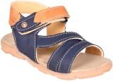 Snappy Boys Sling Back T-bar Sandals (Da...