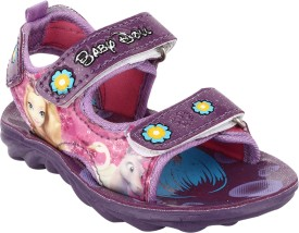 Windy Girls Velcro Flats(Multicolor)