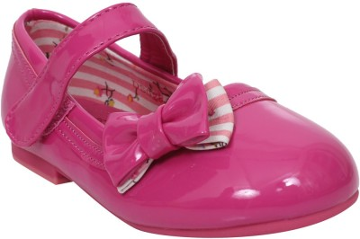 Doink Girls Slip-on Mule(Slip ons)(Pink)