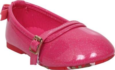 Doink Girls Slip-on Mule(Slip ons)(Pink)