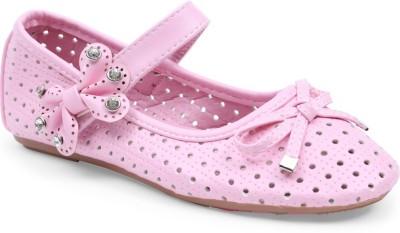 Lilliput Girls Pink Flats(Pack of1)