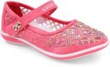 Lilliput Girls Sling Back Flats (Pink)