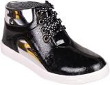 Trilokani Boys Lace Sneakers (Silver)
