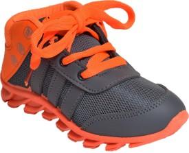 Bunnies Boys Lace Oxford Shoes(Orange)