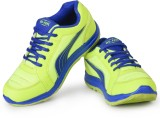 Nu Feel Boys Lace Running Shoes (Blue)