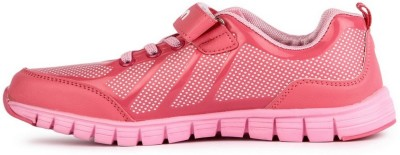 NFIVE Girls Pink Running Shoes