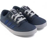 Adidas Boys & Girls Lace (Blue)