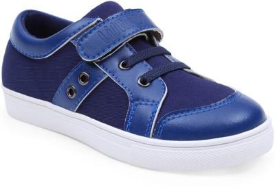 Lilliput Boys & Girls Velcro Sneakers(Dark Blue)