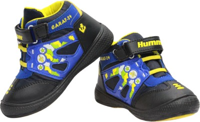 Hyfex Baby Boys Black Dancing Shoes