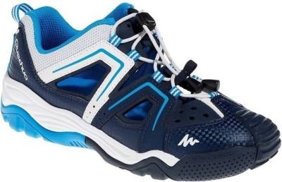 Quechua Blue Hiking & Trekking Shoes(Blue)