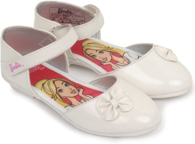 Barbie Girls White Casual Boots