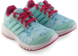 Adidas Boys & Girls Lace(Green)