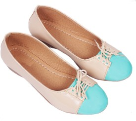 Scantron Girls Slip on Dancing Shoes(Blue)